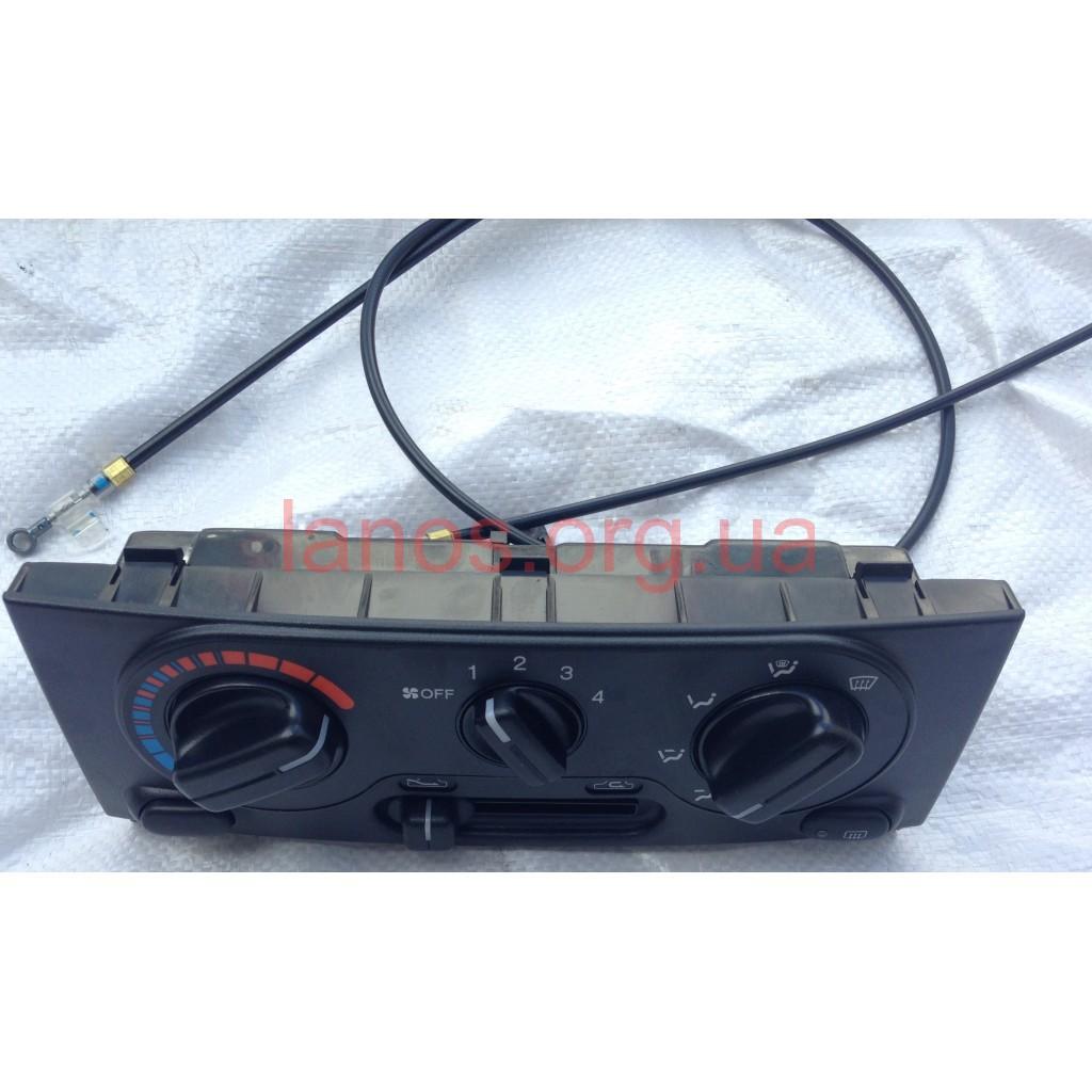 Купить Блок управления отопителем без кондиционера на Ланос, Сенс в Украине