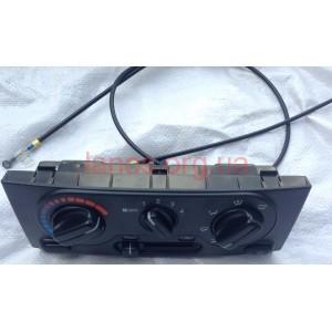 Блок управления отопителем без кондиционера